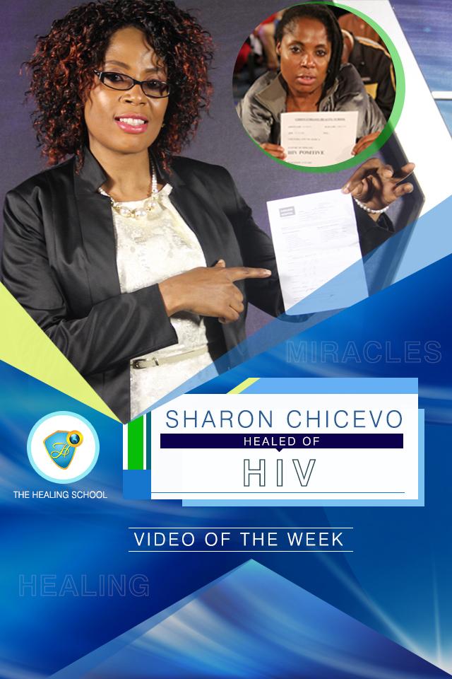 Healed of HIV