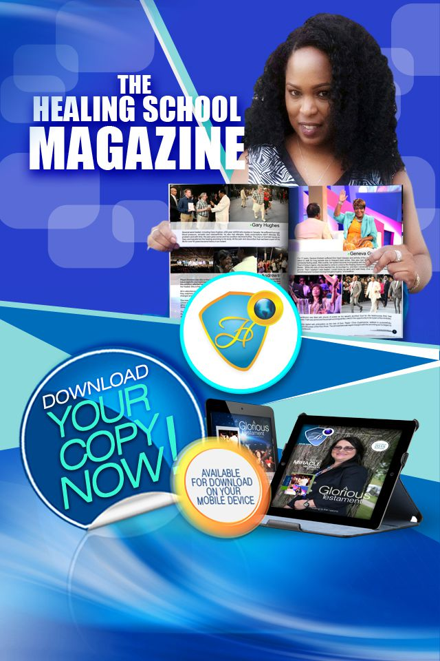 The Healing School Magazine - October 2015 Edition