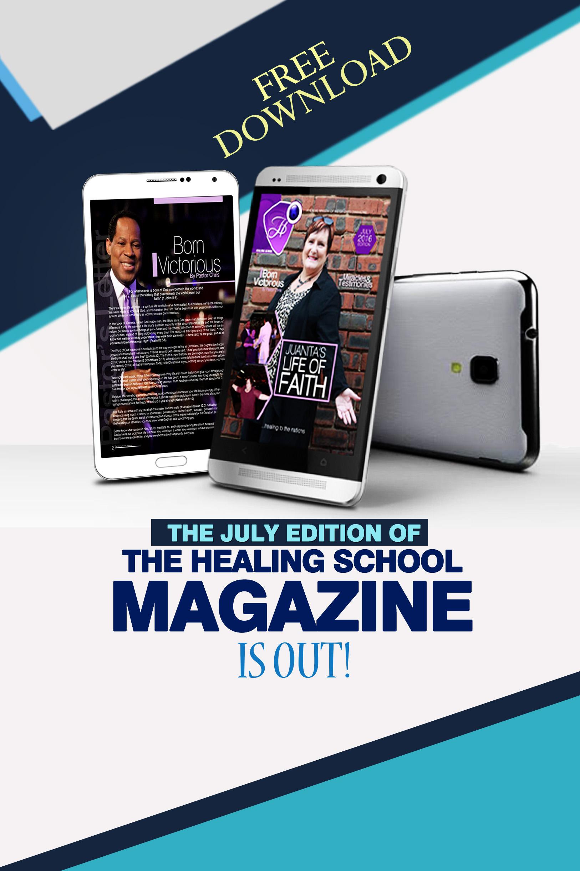 The Healing School Magazine - July 2016 Edition