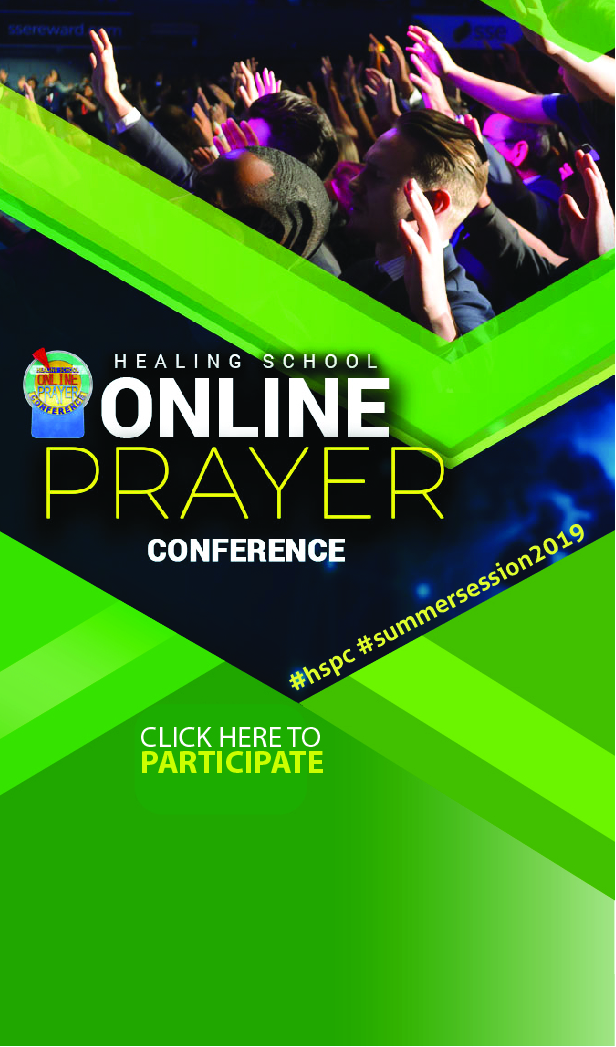 Healing School Prayer Conference 2019