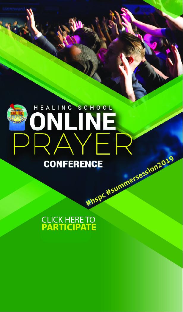 Healing School Prayer Conference 2019