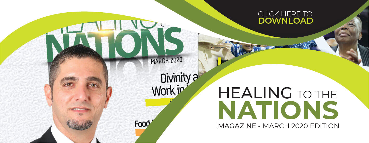 Download the Healing School Magazine