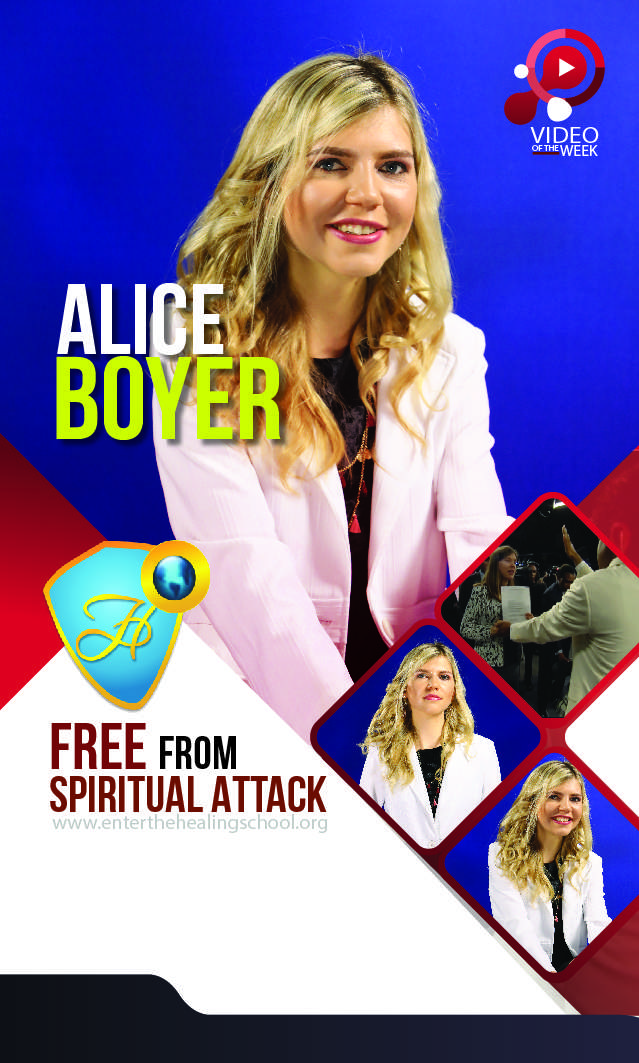 Free from spiritual attacks