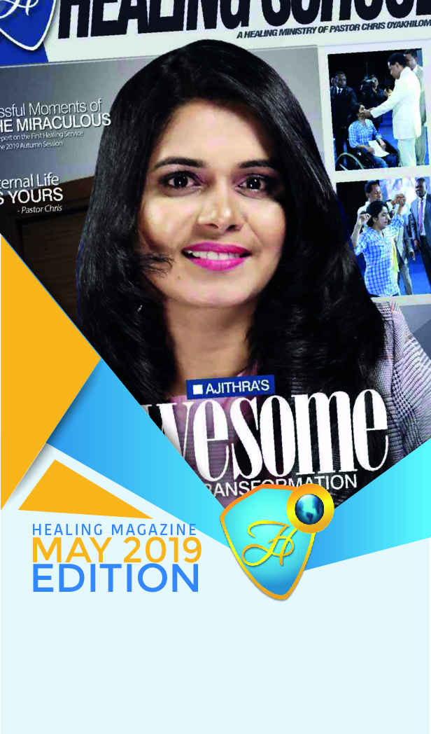 The Healing School Magazine - May 2019 Edition